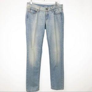 LOFT Modern Slim Light Wash Jeans